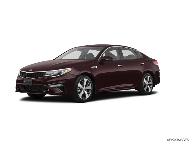 2020 Kia Optima 4dr Car