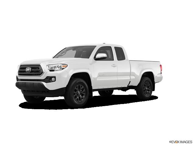 2020 Toyota Tacoma 4 Door Cab; Double Cab; Long Wheelbase