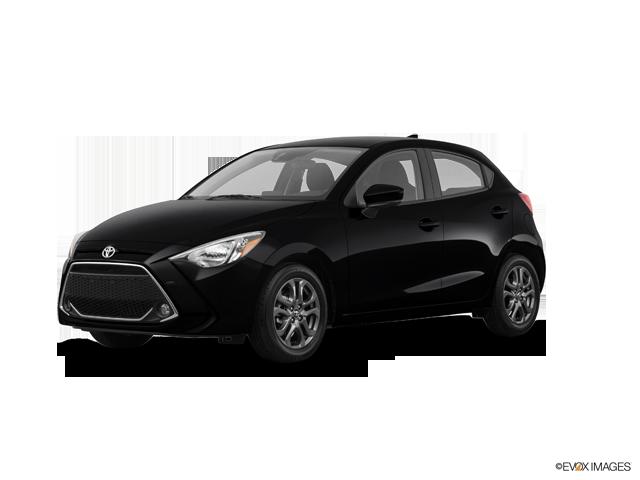 2020 Toyota Yaris Hatchback 5D Hatchback
