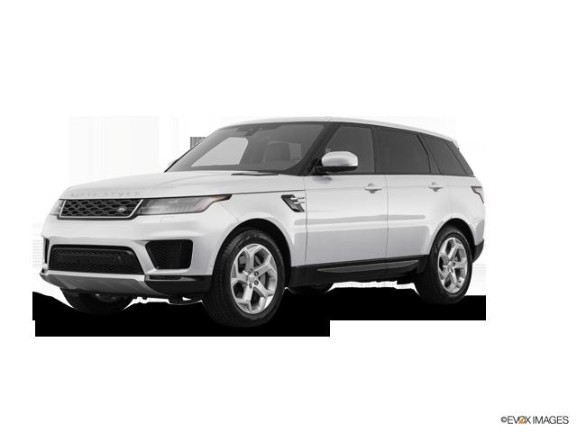 Autoleasingus: 2020 Land Rover Range Rover P525 HSE 4Dr AWD SUV Santorini Black Metallic