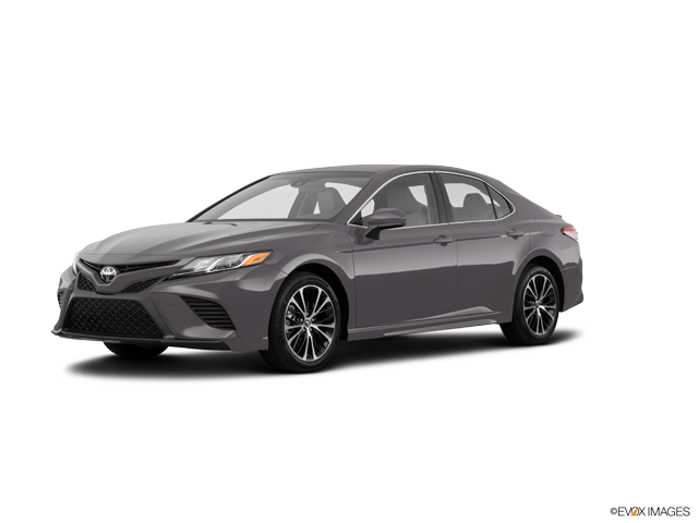 2020 Toyota Camry 4-DOOR SE SEDAN