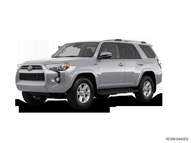 2020 Toyota 4Runner 4D Sport Utility