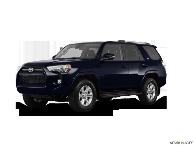 2020 Toyota 4runner Sr5 Premium Stock 20mv1122 Spitzer Toyota