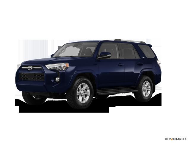 2020 Toyota 4Runner 4X4 SR5 PREMIUM V6