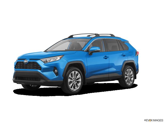 New Toyota Rav4 Vehicles In Portland Or