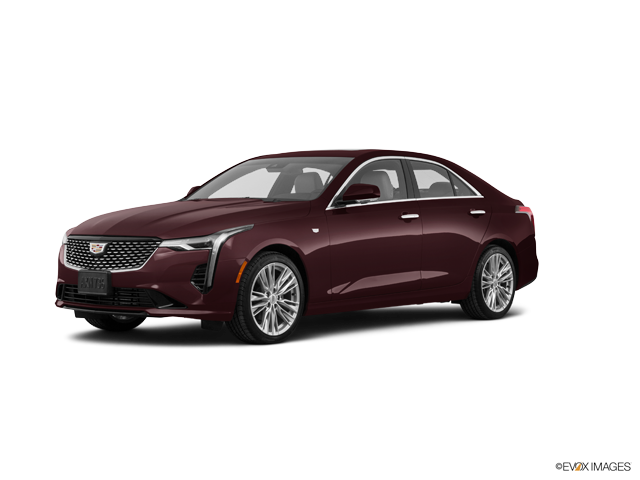 2020 Cadillac CT4 4dr Car