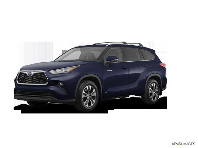 2020 Toyota Highlander XLE - V6 AWD