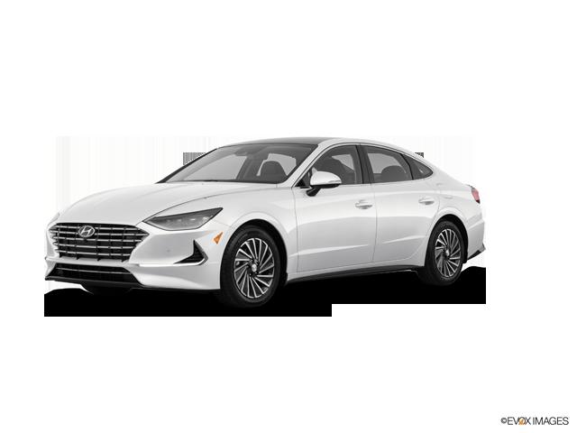 2020 Hyundai Sonata Hybrid 4dr Car