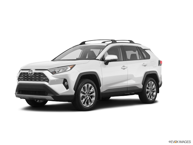 2021 Toyota RAV4 4 Door Wagon
