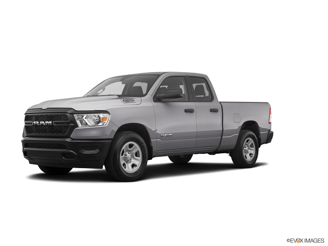 2021 Ram 1500 Short Bed