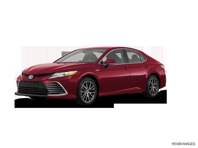2021 Toyota Camry 4D Sedan